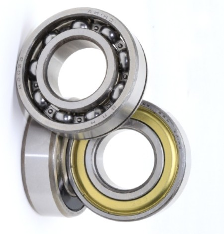 China Distributor SKF Quality Inch/Imperial R8 Size Sing Row Open/2RS/Rz/2z/Z/N/2rsl Deep Groove Ball Bearings