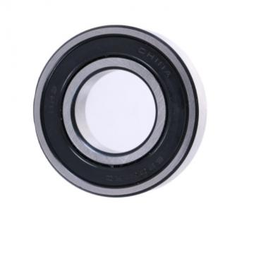 stock deep groove ball bearing 6200 open zz 2rs bearing