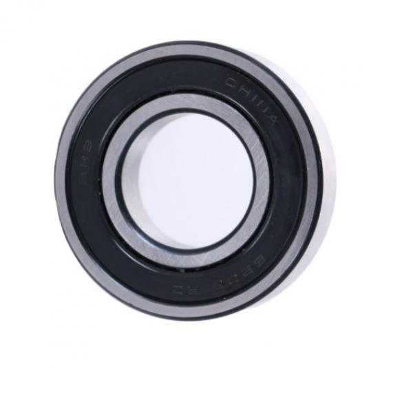 Auto Parts Single Raw Deep Groove Ball Bearing 62 Series (6200 6201 6202 6203 6204 6205 6206 6207 6208 6209 6210) Factory with I #1 image